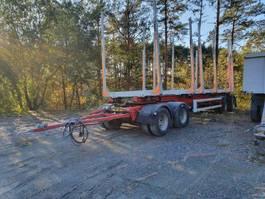 timber trailer Kilafors Tømmerhenger 2008