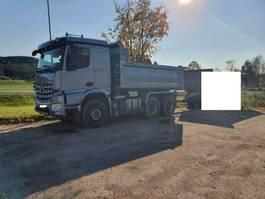 tipper truck > 7.5 t Mercedes-Benz Arocs 2651 2015