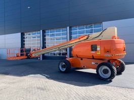 telescopic boom lift wheeled JLG 680 S 2008