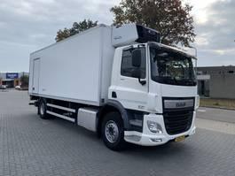 refrigerated truck DAF CF 290 euro 6, 217.000 km , 8-2017 bj 2017