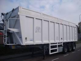 tipper semi trailer OVA ALU TIPPER  50 m3 (with extra large box 54 m3)   BPW 1997