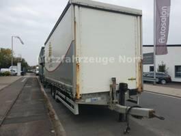 sliding curtain trailer Humbaur Tandem