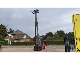 forklift Diversen 2x Linde H30D-03 triplo 6.40m with low hours! 2014