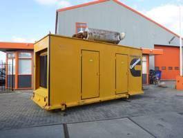 Generator Hitzinger SGS 664/4  -  500 KVA