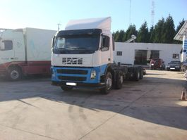 chassis cab truck Volvo FM12 380 8X2 left hand drive 2005