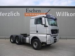 cab over engine MAN TGX 26.480 BLS, 6x4, Schalter, Klima, HU 08/21 2009