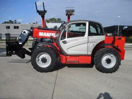 rigid telehandler Manitou MT 1335 Easy (447) 2018