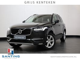 closed lcv Volvo XC90 2.0 D4 Momentum ! GRIJS KENTEKEN, Panorama-dak Leder Bliss Park-ass... 2016
