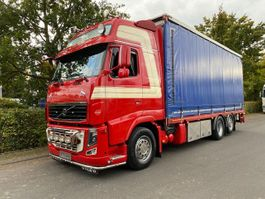 tilt truck Volvo FH16 540 6X2 Holand Truck HIFI 2009