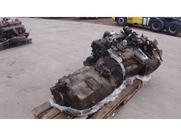 Engine truck part Volvo F 10 - 360 (WITH MANUAL PUMP AND MANUAL GEARBOX) 1990