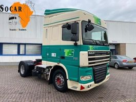 cab over engine DAF XF 105.410 Automatic 2008
