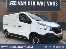 closed lcv Renault Trafic 1.6dCi L1H1 | Airco Cruise 2015