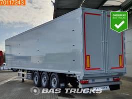 walking floor semi trailer Knapen Trailers K100 *New Unused* 92m3 10mm Floor Liftaxle 3 axles 2020