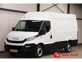 closed lcv Iveco Daily 35S14 L2H2 AUTOMAAT 3500KG TREKVERMOGEN AIRCO CRUISE CONTROL 2018
