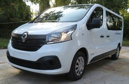 other buses Renault trafic grand passanger grand confort 2017