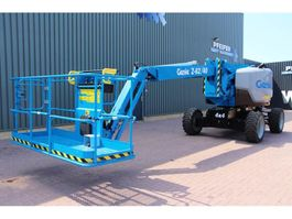 articulated boom lift wheeled Genie Z62/40 4WD Diesel, 4x4 Drive, 20.9 m Working Heigh 2018