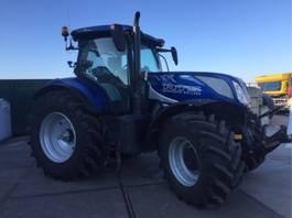 farm tractor New Holland T7-230 AC BLEU-POWER LIKE NEW 2017