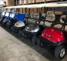 golf car Club-car Precedent + laadbak