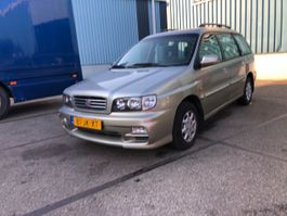 mpv car Kia Joice 2.0i 16V 7-SEATER WITH AIRCONDITION AND MANUAL GEARBOX 2002