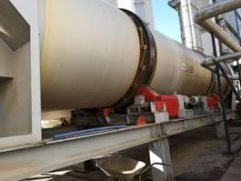 Asphalt mixing plant Benninghoven Dryer drum TT 8.22 2016