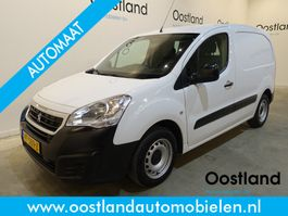 closed lcv Peugeot Partner 1.6 BlueHDi 100 PK XT Automaat / Airco / Cruise Control / PDC 2016