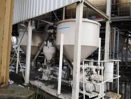 Asphalt mixing plant Benninghoven Granulate dosing system 2008