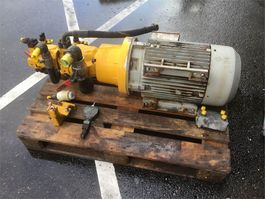 hydraulic system equipment part Spierings Hydrolic pump SK 477