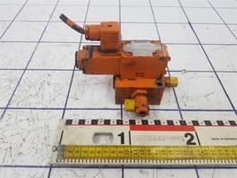 hydraulic system equipment part Krupp 4/2 ventiel 70 GMT