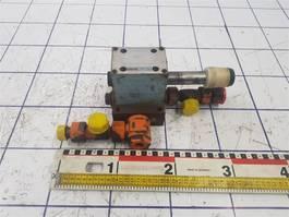 hydraulic system equipment part Krupp 4/2 ventielenblok