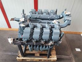 engine part equipment Liebherr D 9508 A7