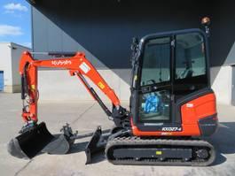 mini digger crawler Kubota KX 027-4 (2020) 2020