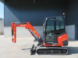 mini digger crawler Kubota KX 027-4 2020