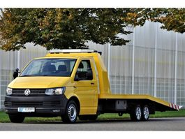 tow-recovery truck Volkswagen Transporter T6 2.0TDI 110kW HG TBZ EURO: 6 2017