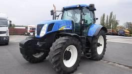 Landwirtschaftlicher Traktor New Holland 7040 4x4 Landbouw tractor 2010