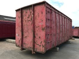 open top shipping container Vernooy OPENCONTAINER 8460