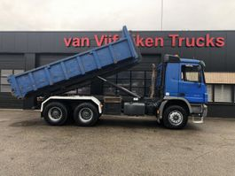 container truck Mercedes-Benz Actros 3336 6X4 - EPS - CONTAINER HOOKSYSTEM GUIMA S20 TONS 2004