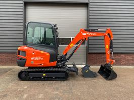 mini digger crawler Kubota Kx027-4 2020