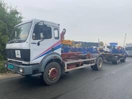 container truck Mercedes-Benz 1827 1992
