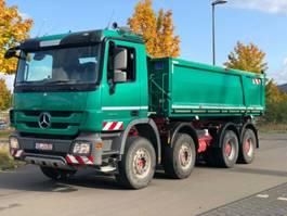 tipper truck > 7.5 t Mercedes-Benz ACTROS 3248 / RETARDER / BORDMATIC / AHK