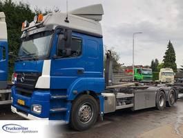 container truck Mercedes-Benz Axor 2536 , Euro 5, Truckcenter Apeldoorn 2006