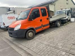 Pritschenwagen offen Iveco 35s120