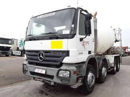 concrete mixer truck Mercedes-Benz Actros 3236 2007