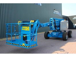 articulated boom lift wheeled Genie Z-51/30J Diesel, 4x4 Drive, 17.59 m Working Height 2018