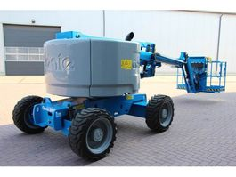 articulated boom lift wheeled Genie Z-51/30J Diesel, 4x4 Drive,17.59 m Working Height, 2018