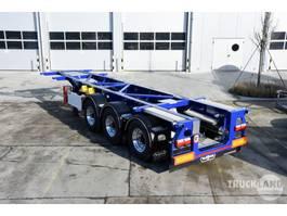 container chassis semi trailer Van Hool MATRIX LIGHT 20-30 FT 2020