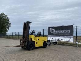 forklift Yale 2500KG Diesel Heftruck Triplo Freelift