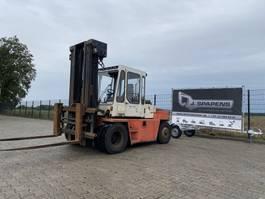 forklift Kalmar DB7.5-600 Diesel 7500KG!!!  Beren sterk!!!