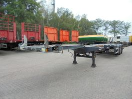 container chassis semi trailer D-TEC FT-43-03V MB DISK 2006