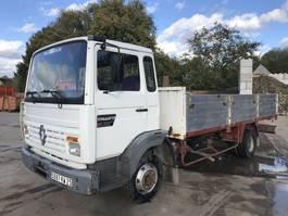 platform truck Renault S100 **PLATEAU-LAMES** 1988