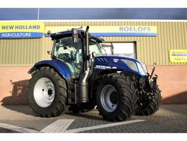 farm tractor New Holland T6.155 DCT 2018
